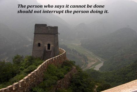 Chińskie Przysłowia