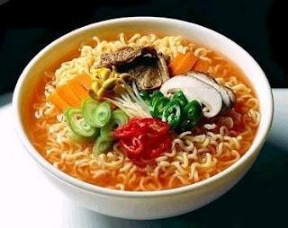 Koreańska Zupka