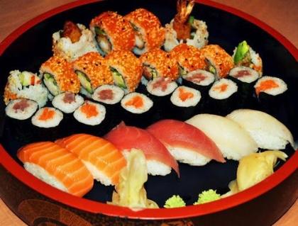Krążki Sushi