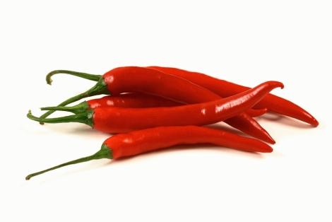 Papryczki Chili Właściwości