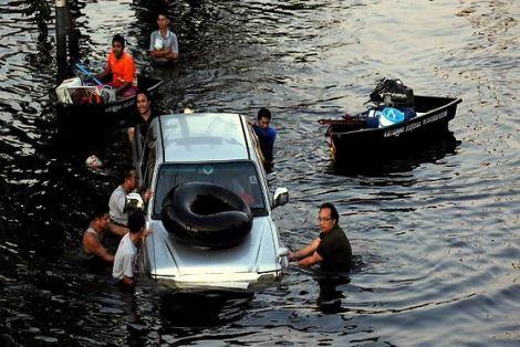 Tajlandia Klimat