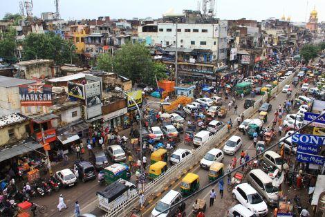 Ulica Chandni Chowk