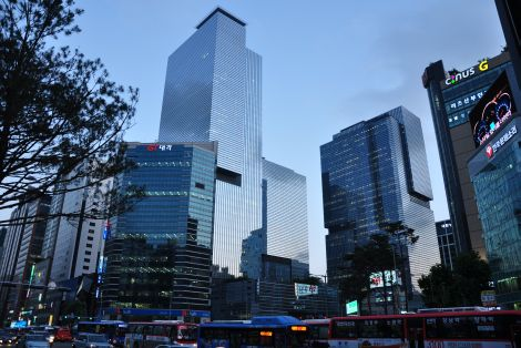 Korea Południowa gospodarka
