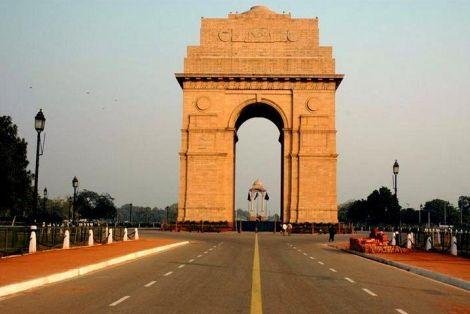 Okazała Brama Indii