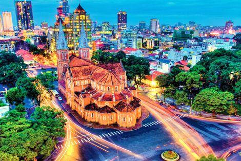 Miasta Wietnamu