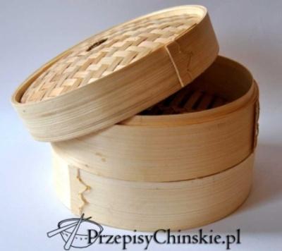 Parownik Bambusowy