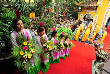 Wietnam Religia