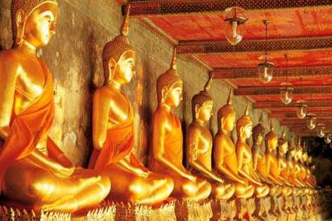 Tajlandia Religia
