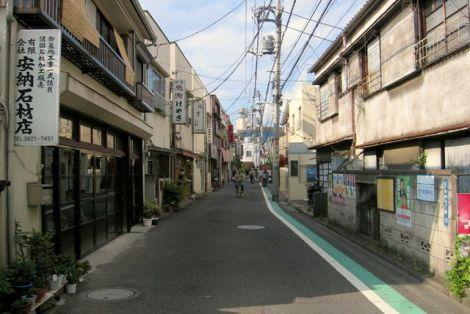 Charakterystyczna Zabudowa Tokio