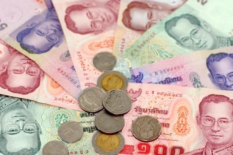 Waluta Tajlandii