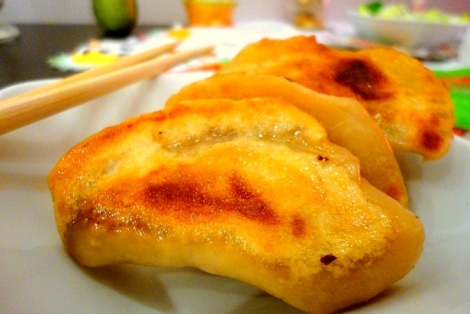 Chińskie Pierogi Gyoza
