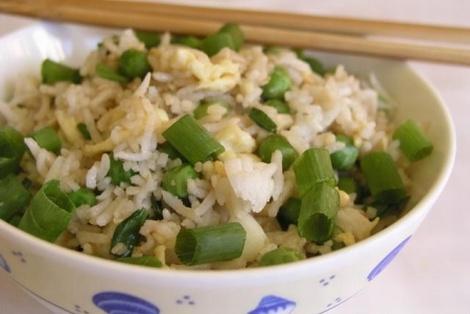 Ryż Smażony Z Jajkiem Po Chińsku
