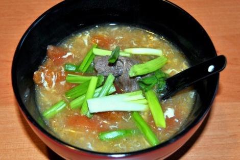 Zupa Pomidorowa z Wołowiną