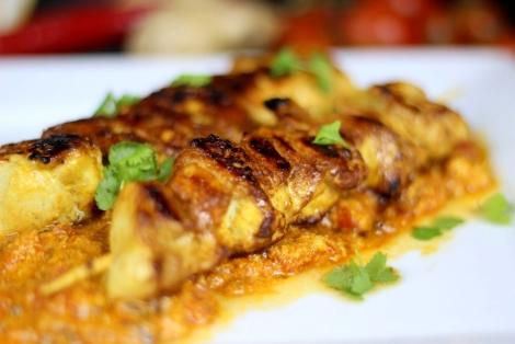 Kurczak Indyjski Tikka Masala