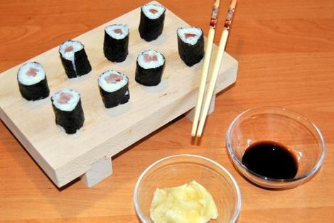 Tekka Maki Sushi