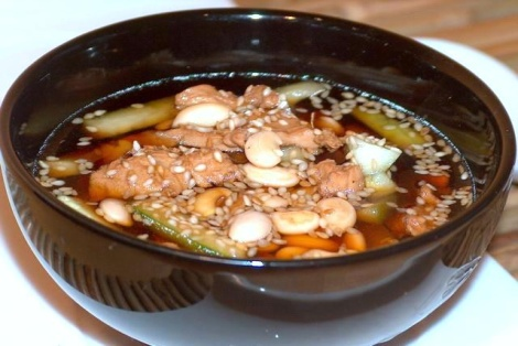 Zupa Miso z Soją
