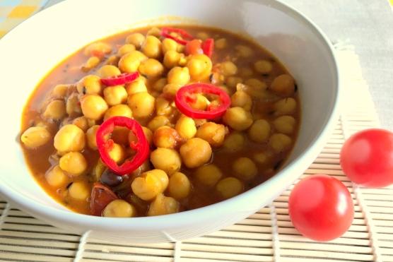 Ciecierzyca w Sosie Curry