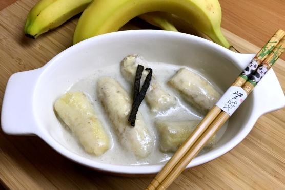 Banany w Mleczku Kokosowym - Kluay Buat Chee